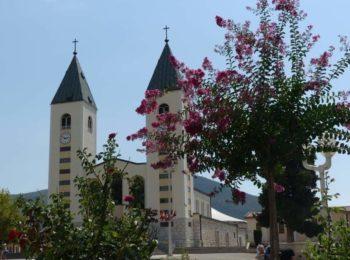 Pielgrzymka do Medjugorie        31.07 – 08.08.2021