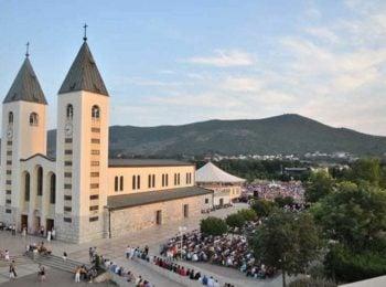 Pielgrzymka Medjugorie  06.08 – 14.08.2022